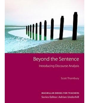 Книга для вчителя Beyond the Sentence