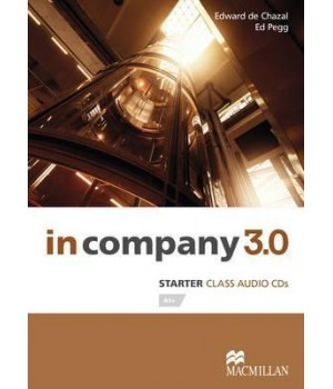 Диски In Company 3.0 (Third Edition) Starter Audio CDs