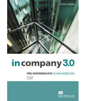 Диски In Company 3.0 (Third Edition) Pre-Intermediate Audio CDs