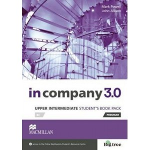 Підручник In Company 3.0 (Third Edition) Upper-Intermediate Student's Book + online webcode access