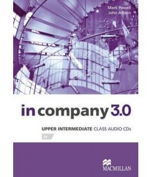 Диски In Company 3.0 (Third Edition) Upper-Intermediate Audio CDs