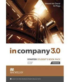 Учебник In Company 3.0 (Third Edition) Starter Student's Book + online webcode access