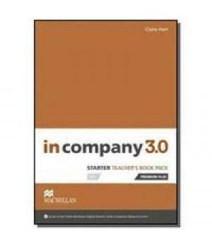 Книга для учителя In Company 3.0 (Third Edition) Starter Teacher's Book + online webcode access
