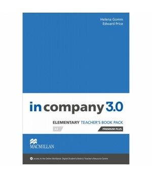 Книга для вчителя In Company 3.0 (Third Edition) Elementary Teacher's Book + online webcode access