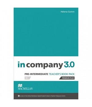Книга для вчителя In Company 3.0 (Third Edition) Pre-Intermediate Teacher's Book + online webcode access