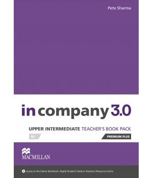 Книга для вчителя In Company 3.0 (Third Edition) Upper-Intermediate Teacher's Book + online webcode access