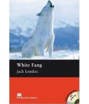 Книга для читання Macmillan Reader Elementary White Fang with Audio CD