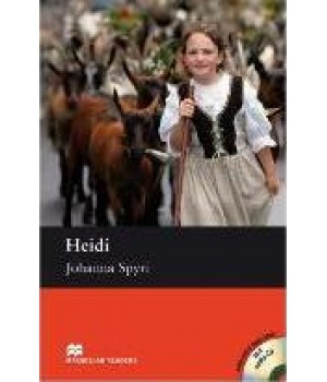 Книга для читання Macmillan Reader Pre-Intermediate Heidi with Audio CD