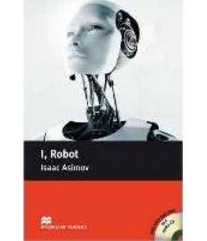 Книга для читання Macmillan Reader Pre-Intermediate I, Robot with Audio CD