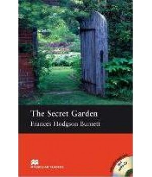 Книга для читання Macmillan Reader Pre-Intermediate Secret Garden, The with Audio CD