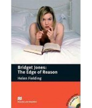 Книга для чтения Macmillan Reader Intermediate Bridget Jones: The Edge Of Reason + CD
