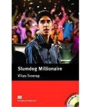 Книга для читання Macmillan Reader Intermediate Slumdog Millionaire + CD