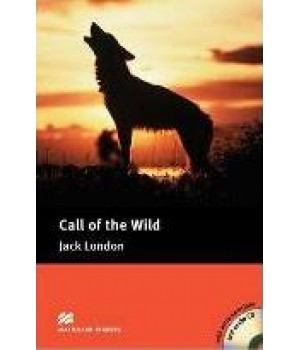 Книга для читання Macmillan Reader Pre-Intermediate Call of the Wild with Audio CD
