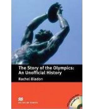 Книга для читання Macmillan Reader Pre-Intermediate Story of the Olympics : An Unofficial History with Audio CD