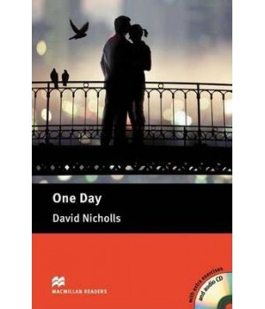 Книга для чтения Macmillan Reader Intermediate One Day with Audio CD
