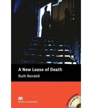 Книга для чтения Macmillan Reader Intermediate A New Lease of Death with Audio CD