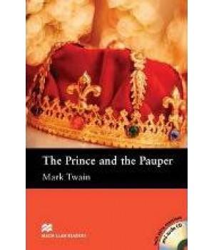 Книга для читання Macmillan Reader Elementary The Prince and the Pauper with Audio CD