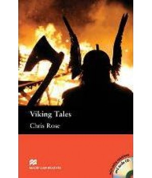 Книга для читання Macmillan Reader Elementary Viking Tales + CD