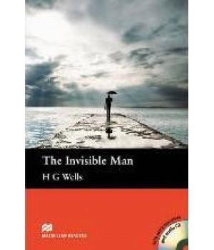Книга для читання Macmillan Reader Pre-Intermediate Invisible Man, The + CD