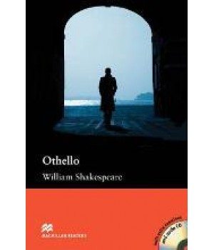 Книга для чтения Macmillan Reader Intermediate Othello with Audio CD