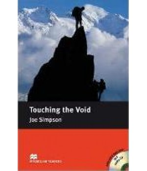 Книга для чтения Macmillan Reader Intermediate Touching the Void with Audio CD