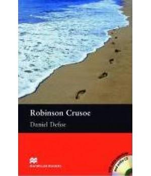 Книга для читання Macmillan Reader Pre-Intermediate Robinson Crusoe with Audio CD