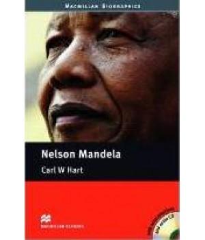 Книга для читання Macmillan Reader Pre-Intermediate Nelson Mandela with Audio CD