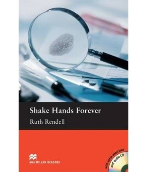 Книга для читання Macmillan Reader Pre-Intermediate Shake Hands Forever with Audio CD
