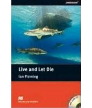 Книга для чтения Macmillan Reader Intermediate Live And Let Die + CD