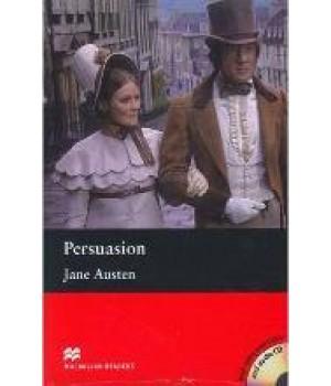 Книга для читання Macmillan Reader Pre-Intermediate Persuasion with Audio CD