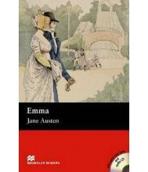 Книга для чтения Macmillan Reader Intermediate Emma with Audio CD