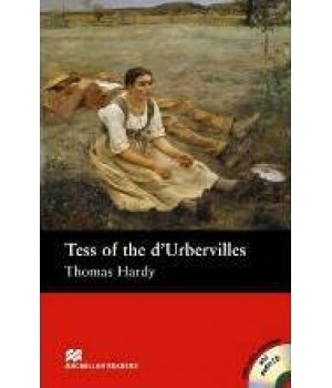 Книга для чтения Macmillan Reader Intermediate Tess D'Urbervilles with Audio CD