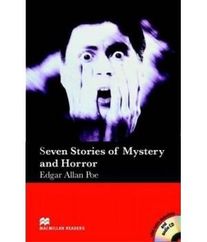 Книга для читання Macmillan Reader Elementary Seven Stories of Mystery and Horror with Audio CD