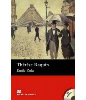 Книга для читання Macmillan Reader Intermediate Therese Raquin with Audio CD