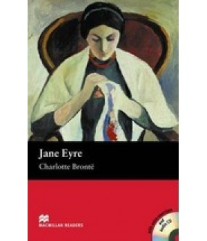 Книга для чтения Macmillan Reader Beginner Jane Eyre with Audio CD