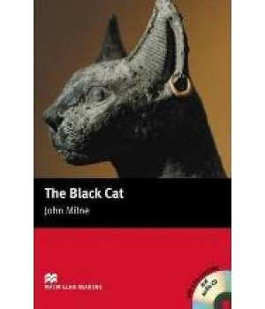 Книга для читання Macmillan Reader Elementary Black Cat, The with Audio CD