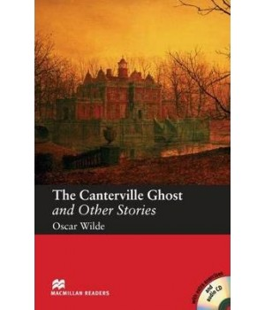 Книга для читання Macmillan Reader Elementary Canterville Ghost and Other Stories with Audio CD