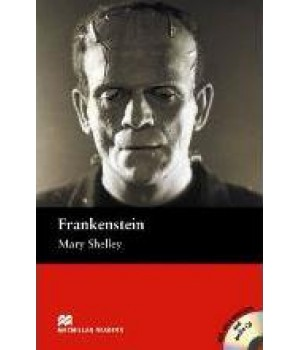 Книга для читання Macmillan Reader Elementary Frankenstein with Audio CD
