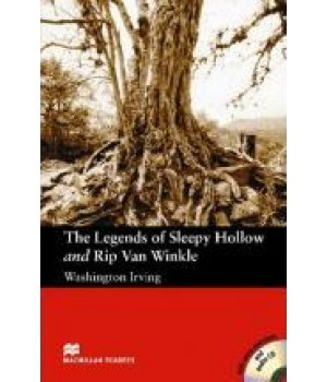 Книга для читання Macmillan Reader Elementary Legends of Sleepy Hollow, The with Audio CD