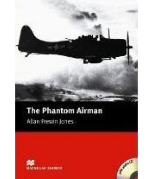 Книга для читання Macmillan Reader Elementary Phantom Airman, The with Audio CD