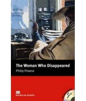 Книга для читання Macmillan Reader Intermediate Woman Who Disappeared, The with Audio CD
