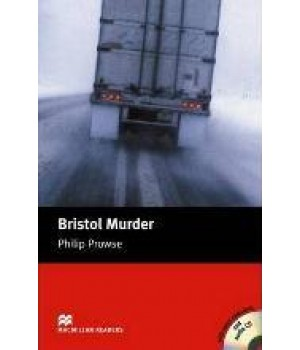 Книга для чтения Macmillan Reader Intermediate Bristol Murder with Audio CD