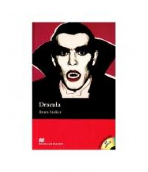 Книга для чтения Macmillan Reader Intermediate Dracula with Audio CD
