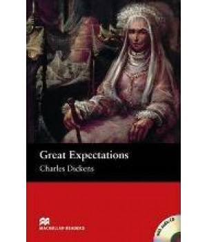 Книга для читання Macmillan Reader Upper Intermediate Great Expectations with Audio CD