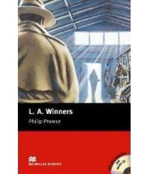 Книга для читання Macmillan Reader Elementary L A Winners with Audio CD