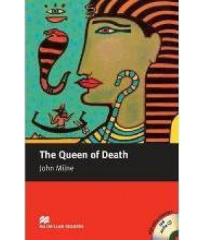 Книга для чтения Macmillan Reader Intermediate Queen Of Death with Audio CD