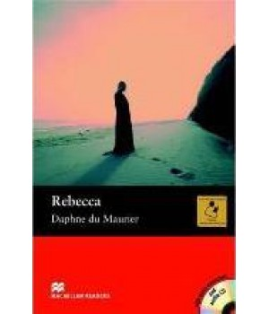 Книга для читання Macmillan Reader Upper Intermediate Rebecca with Audio CD