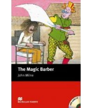 Книга для читання Macmillan Reader Starter Magic Barber with Audio CD