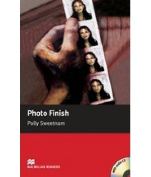 Книга для читання Macmillan Reader Starter Photo Finish with Audio CD