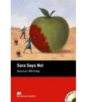 Книга для читання Macmillan Reader Starter Sara Says No! with Audio CD